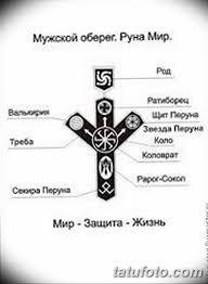 славянские тату эскизы мужские 09032019 012 Tattoo Sketches