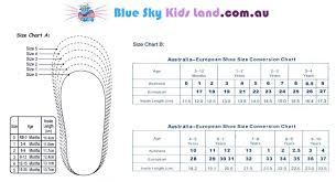 Shoe Size Chart Brazil Us Women Shoe Sizes Online Charts Collection
