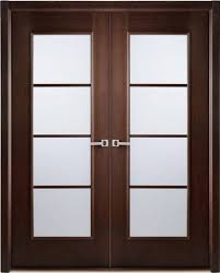 Feel the charm of Interior french doors frosted glass