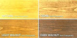 Walnut Wood Stain Color Chart Wood Stain Pictures Haroldwashingtoncollege Org