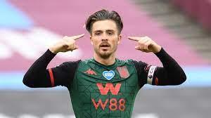 Jack Grealish wechselt für eine Rekordsumme zu Manchester City - Sport -  SZ.de