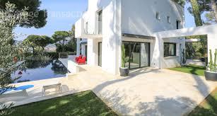 Saint Jean Cap Ferrat Near Passable Beach Modern Villa For Sale French House For Sale On The Beach
