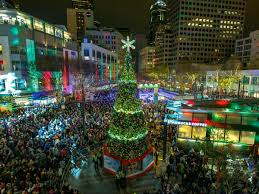 Westlake Tree Lighting 2016 Westlake Holiday Tree Lighting Seattle Area Family Fun