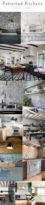 Tile For Kitchens Patterned Tile Kitchens Becki Owens