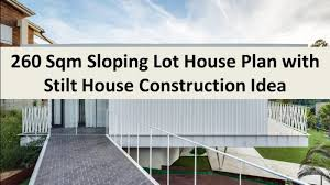 full size of bed attractive house plans for hillside lots 13 maxresdefault sqm sloping lot plan