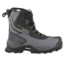 Columbia Winter Boots Size Chart Columbia Mens Powderhouse Titanium Omni Heat 3d Outdry Boot Grey Black 10 5 M