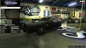 Gta Secret Armored Muscle Car Youtube