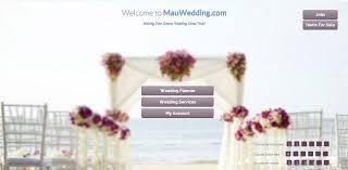 Fabulous Website For Wedding Planning Web Design Agency Portfolio