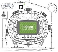 Pge Park Seating Chart National Stadium Warsaw Football Tripper