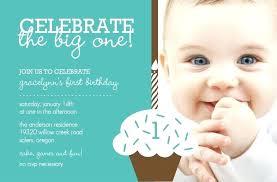 1st Birthday Party Invitation Zoli Koze