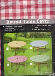 nice ideas about round vinyl tablecloths flannel backed a ideas