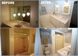 simple bathroom remodel before and after. Exellent And Small Bathroom Remodels Before And After Color And Simple Remodel D