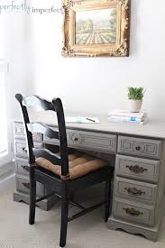 Catchy Desk Painting Ideas Best Ideas About Chalk Paint Desk On Pinterest  Chalk Paint