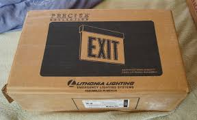 Lithonia Lrp Exit Lights Upc 784231086100 Lithonia Lighting Exit Sign Lrp 2 Gmr 120
