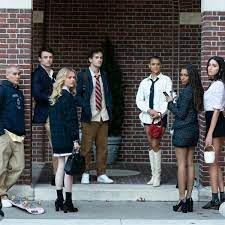 The Costumes on 'Gossip Girl' 2.0 ...