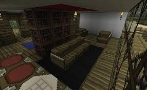 Minecraft Living Room Sunset Point Living Room By Kyidyl Minecraft On Deviantart