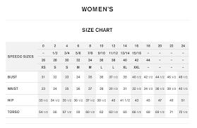 Speedo Size Chart Usa Speedo Girl Swimsuit Size Chart Www Bedowntowndaytona Com