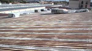 how to re rusted metal roofs phoenix arizona