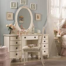 mirrored vanity furniture. Emmas Treasures Nine-Drawer Desk \u0026 Oval Mirror Vanity Combination By Lea Industries - Wolf Mirrored Furniture E