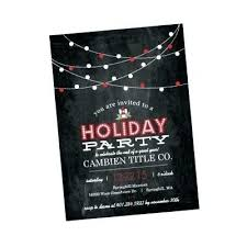 Free Holiday Party Templates Retro Floral Invitation Template Vector Free Download Work