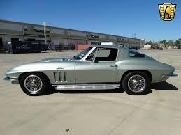 1966 Chevrolet Corvette Stingray 427 23840 Miles Mosport Green 2 ...