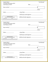 Childre Receipt Template For Taxes Form Pdf Invoice Free