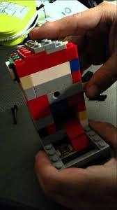 How To Build A Lego Vending Machine Inspiration Kid Lego Vending Machine DIY YouTube