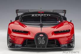 Bugatti veyron grand sport vitesse 2012 ». Bugatti Vision Gt Italian Red Black Carbon Autoart
