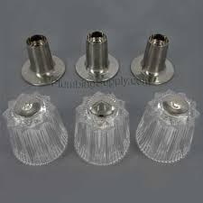 brushed nickel three handle tub shower valves
