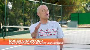 Tennis Channel - Monday Motivation with Roger Crawford- Langiappe | Facebook