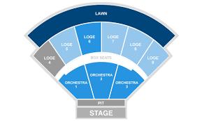 Glen Helen Amphitheater Seating Chart 32 Particular San Manuel Amphitheater Map