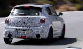 new car launches europeNextGen 2017 Suzuki Swift Sport seen testing in Europe India