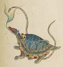 북현무-[상장:치장] | 거북이 그림, 미술사, 고대 예술