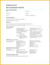 Employee Information Sheet Template Contact Free Student E