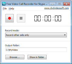 recording a skype call record video and audio skype calls