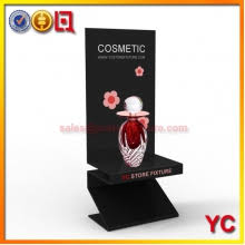 Acrylic Perfume Display Stand Acrylic Perfume Display Stand YC Store Fixture Provide Clothing 63