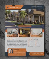 realtor flyers templates realtor flyer templates gallery free templates download proposal