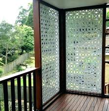 home and furniture attractive outdoor room divider of privacy dividers screen outdoor room divider
