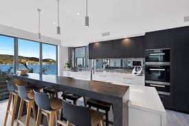 Kitchen Interiors Design Awesome Water Views SCF Interiors