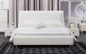 your bookmark products 2 304 00 princess modern white leather bed