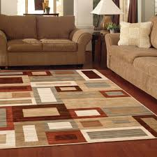 Living Room Area Rug Placement Living Room Area Rug Placement Wall Motive Red Sofa Cool Blue