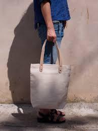 blank original canvas tote bag genuine leather handles free olympus digital olympus digital