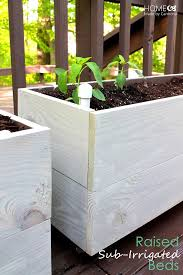 garden fever prt 3 building raised sub irrigation beds