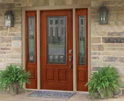 front door entryFiberglass Front Doors  Exterior Fiberglass Entry Doors  Side