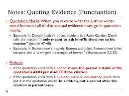 Does The Period Go Inside The Quotes Enchanting Period After Paranthesis College Paper Service