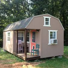 affordable tiny houses. Plain Affordable The Barn Style Tiny Home In Affordable Houses N