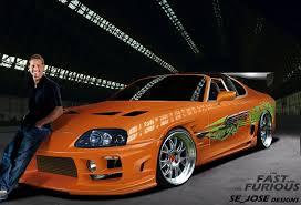 GTA 5 ONLINE - FAST AND FURIOUS SUPRA CUSTOM CAR BUILD - YouTube