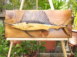 doc s gallery of present wooden fish carvings and nautical decor on wood carved fish wall art with doc s gallery of present wooden fish carvings and nautical decor