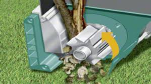 garden shredder. Bosch AXT 25 D 2500w Electric Garden Shredder