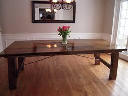 Build Dining Room Table Impressive Decorating Ideas
